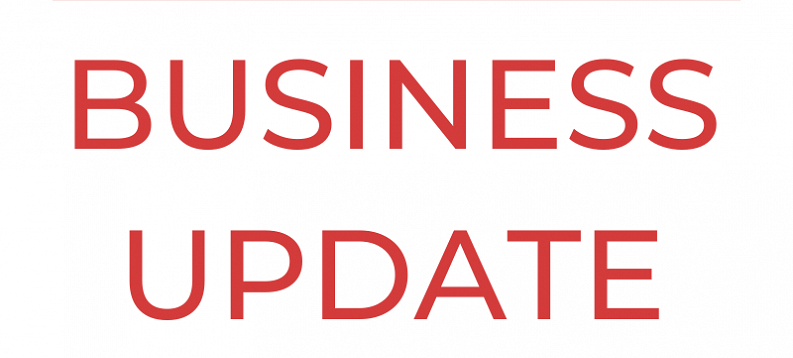 Covid-19: Business continuity update